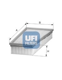 Filtre a air UFI 30.621.00 (X1)