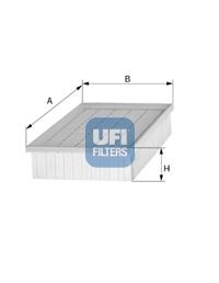 Filtre a air UFI 30.873.00 (X1)