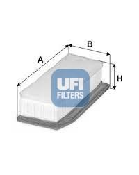 Filtre a air UFI 30.A16.00 (X1)