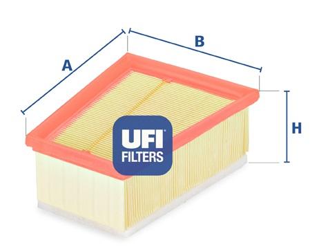 Filtre a air UFI 30.147.00 (X1)