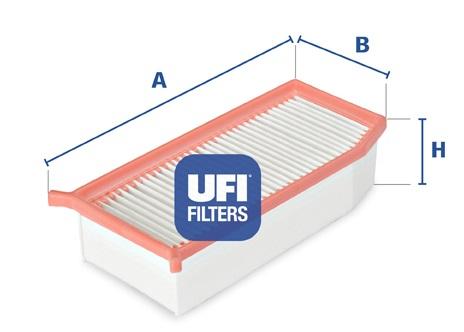 Filtre a air UFI 30.547.00 (X1)