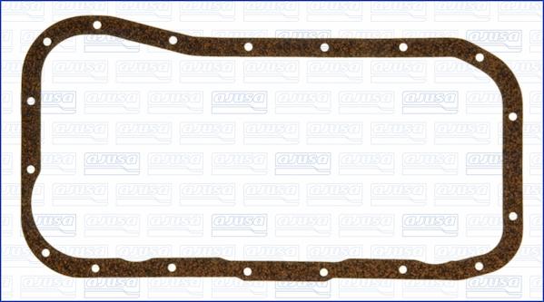 Joint de carter d'huile AJUSA 14030200 (X1)