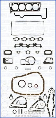Joint d'etancheite moteur AJUSA 50020400 (X1)