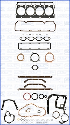 Joint d'etancheite moteur AJUSA 50020900 (X1)