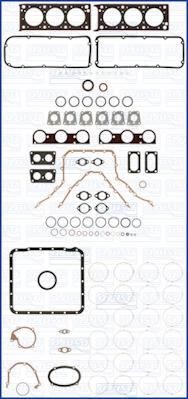 Joint d'etancheite moteur AJUSA 50032800 (X1)
