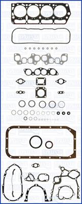 Joint d'etancheite moteur AJUSA 50098600 (X1)