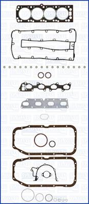 Joint d'etancheite moteur AJUSA 50104100 (X1)