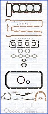 Joint d'etancheite moteur AJUSA 50105800 (X1)