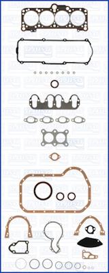 Joint d'etancheite moteur AJUSA 50107300 (X1)