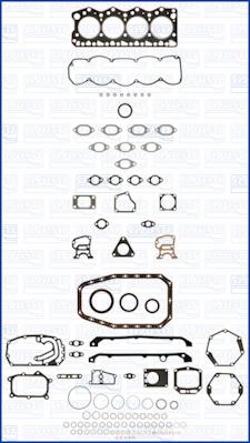 Joint d'etancheite moteur AJUSA 50107600 (X1)
