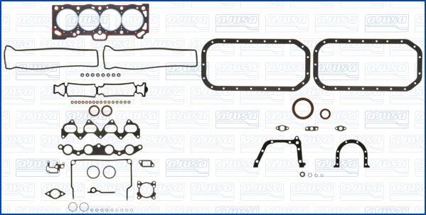 Joint d'etancheite moteur AJUSA 50112200 (X1)