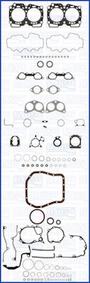 Joint d'etancheite moteur AJUSA 50125500 (X1)