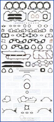 Joint d'etancheite moteur AJUSA 50131000 (X1)