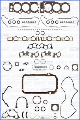 Joint d'etancheite moteur AJUSA 50137100 (X1)