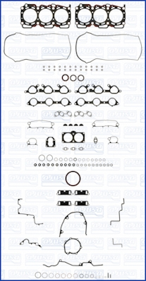 Joint d'etancheite moteur AJUSA 50140600 (X1)