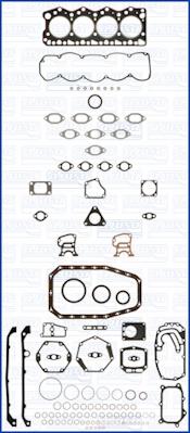 Joint d'etancheite moteur AJUSA 50149500 (X1)