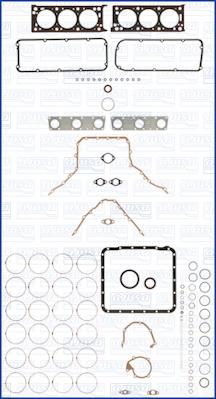 Joint d'etancheite moteur AJUSA 50157300 (X1)