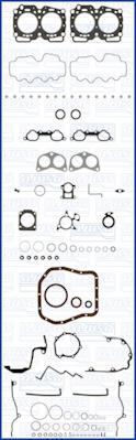 Joint d'etancheite moteur AJUSA 50165500 (X1)