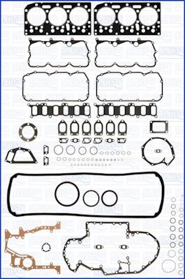 Joint d'etancheite moteur AJUSA 50198300 (X1)