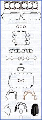 Joint d'etancheite moteur AJUSA 50257700 (X1)