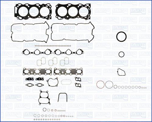 Joint d'etancheite moteur AJUSA 50273300 (X1)