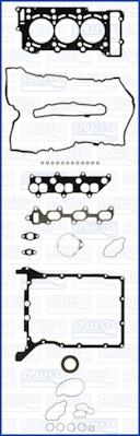 Joint d'etancheite moteur AJUSA 50304400 (X1)