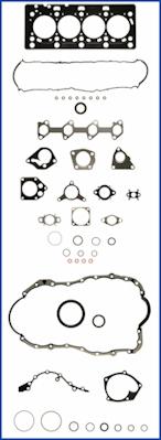 Joint d'etancheite moteur AJUSA 50326500 (X1)