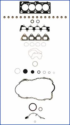 Joint d'etancheite moteur AJUSA 50327100 (X1)