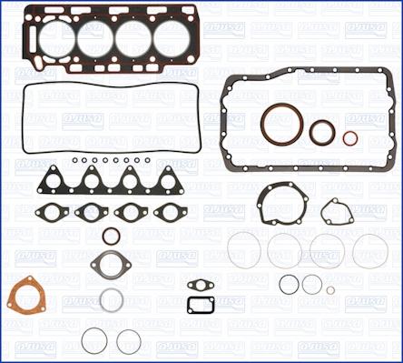 Joint d'etancheite moteur AJUSA 50328300 (X1)