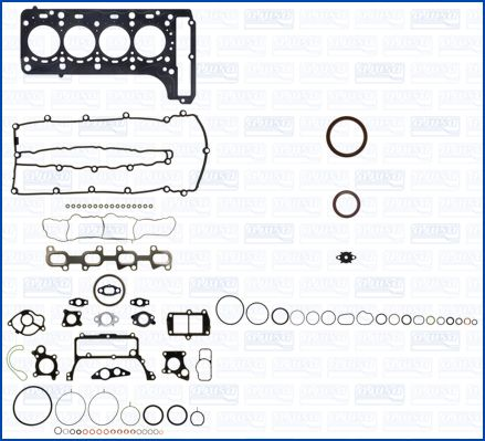 Joint d'etancheite moteur AJUSA 50331000 (X1)