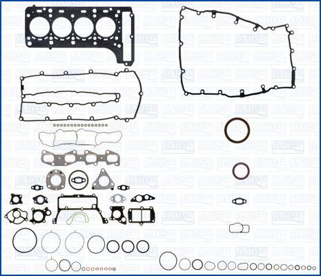 Joint d'etancheite moteur AJUSA 50344300 (X1)