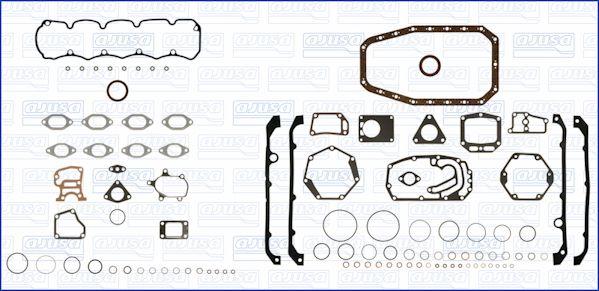 Joint d'etancheite moteur AJUSA 51014400 (X1)