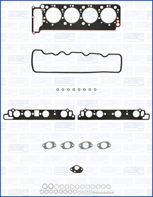 Moteur AJUSA 52129600 (X1)