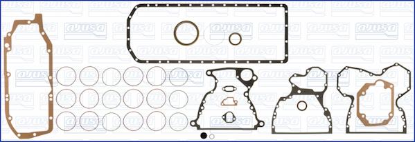 Joint de vilebrequin AJUSA 54016100 (X1)