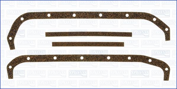 Joint de carter d'huile AJUSA 59001700 (X1)