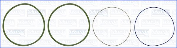 Joint de chemise moteur AJUSA 60001100 (X1)