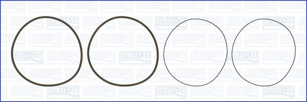 Joints et bagues d'etancheite AJUSA 60010700 (X1)