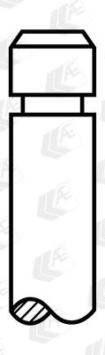Soupape d'échappement AE V94536 (Jeu de 6)