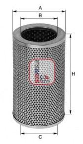 Filtre a huile SOFIMA S 1080 PO (X1)