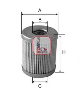 Filtre a carburant SOFIMA S 6008 G (X1)