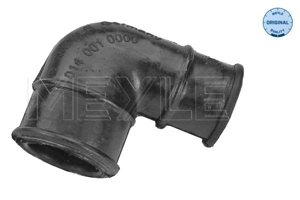 Tube ventilation carter moteur MEYLE 014 001 0000 (X1)