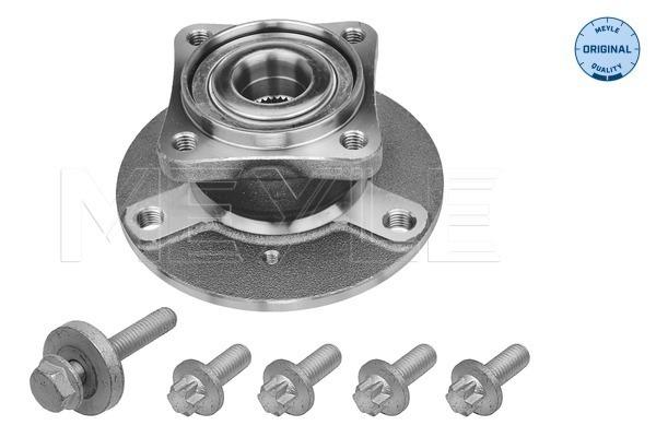 Moyeu de roue MEYLE 014 752 1001 (X1)