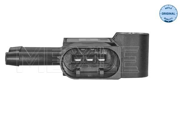 Capteur, pression des gaz échappement MEYLE 014 801 0001 (X1)
