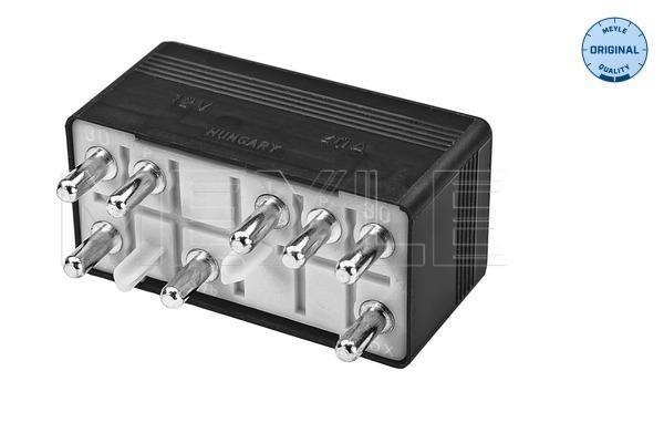 Relais, chasse du ventilateur de radiateur MEYLE 014 830 0012 (X1)