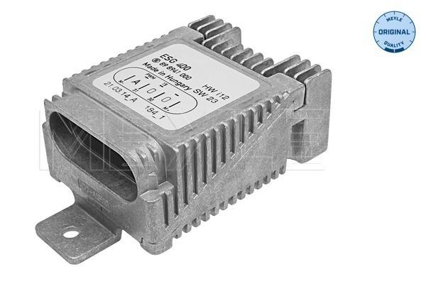 commande, ventilateur electrique (refroidissement) MEYLE 014 880 0017 (X1)