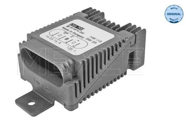 commande, ventilateur electrique (refroidissement) MEYLE 014 880 0019 (X1)