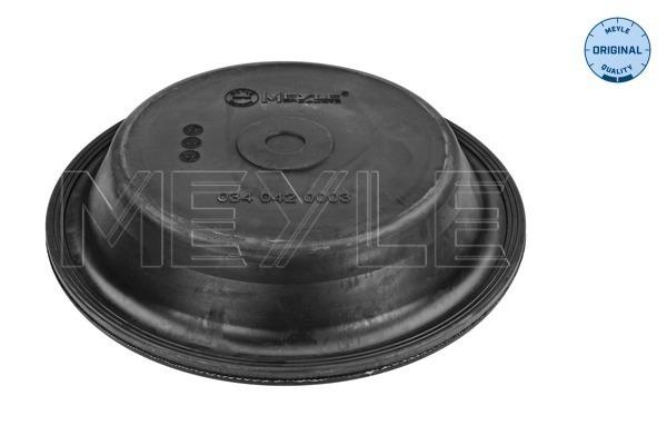 Diaphragme, cylindre de frein MEYLE 034 042 0003 (X1)