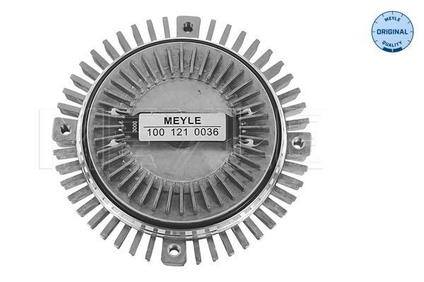 Embrayage de ventilateur refroidissement MEYLE 100 121 0036 (X1)