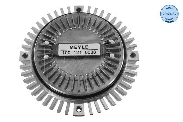 Embrayage de ventilateur refroidissement MEYLE 100 121 0038 (X1)