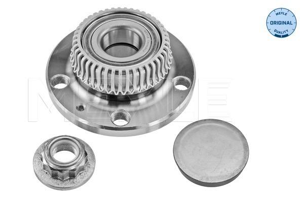 Moyeu de roue MEYLE 100 598 0181 (X1)